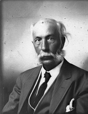 Carl Edgar Myers - Carl Myers, circa 1920