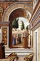 Carlo crivelli, annunciazione con sant'emidio, dalla chiesa dell'annunciazione ad ascoli 04.jpg