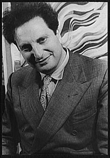 Carlo Levi Italian painter and writer