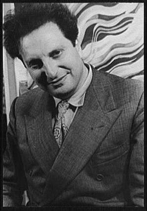 Carlo Levi - Carlo Levi in 1947 (portrait by Carl Van Vechten)