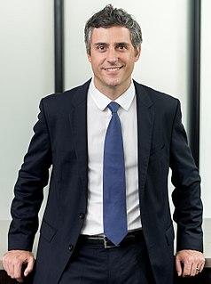 Carlos Calleja Salvadoran businessman and politician