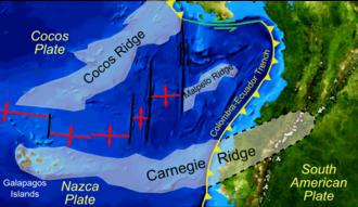 Carnegie Ridge - Image: Carnegie Ridge