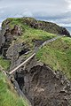 Carrick-a-Rede Rope Bridge - County Antrim, Northern Ireland, UK - August 16, 2017 03.jpg