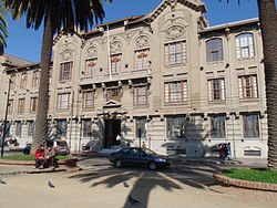 Casa Central of the Pontifical Catholic University of Valparaiso.jpg