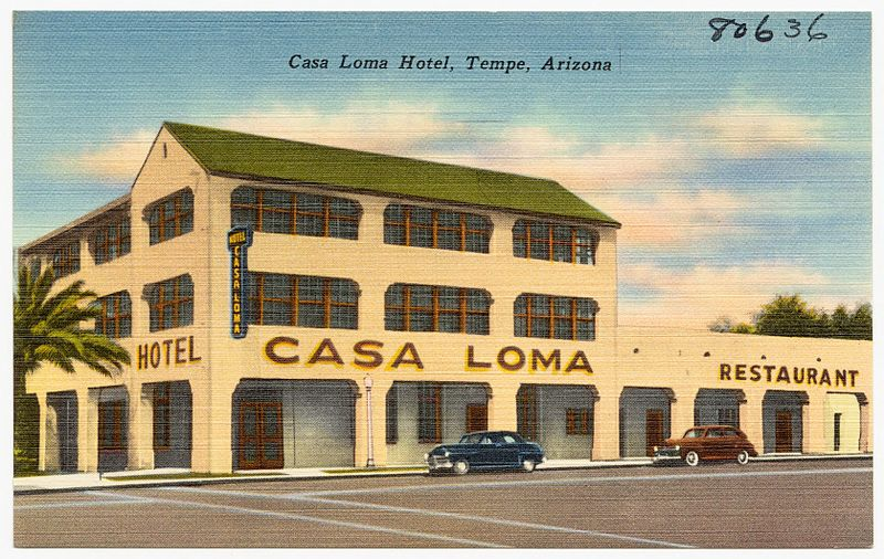 Casa Loma Hotel Panama City