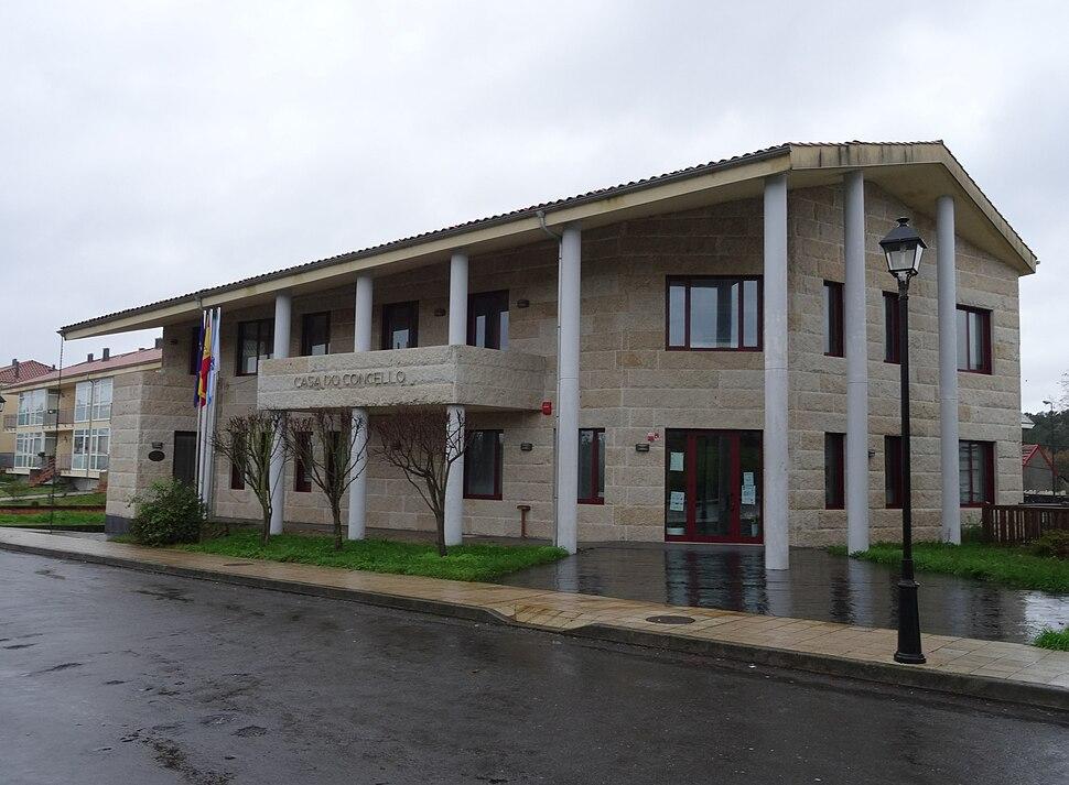 Casa concello, Carballeda de Avia 04