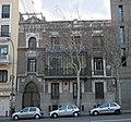 Casa de Cajal (Alfonso XII 64, Madrid) 01.jpg