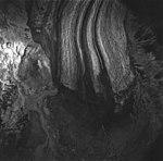 Casement Glacier, valley glacier terminus and outwash plain, August 22, 1979 (GLACIERS 5303).jpg