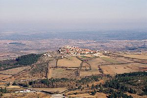 Centro Region, Portugal - The hilltop keep of Castelo Rodrigo