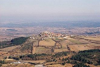 Centro Region, Portugal - The hilltop keep of Castelo Rodrigo