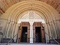 Castillo de Javier (Javier-Navarra) - Portada de la Iglesia.jpg