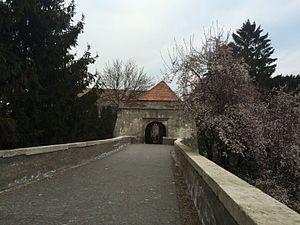 Mosonmagyaróvár - Castle at Mosonmagyaróvár