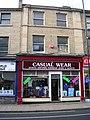 Casual Wear - Cross Church Street - geograph.org.uk - 1702015.jpg