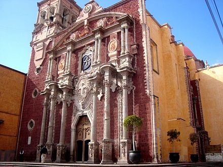 Cathedral of Queretaro Catedral de Queretaro.jpg
