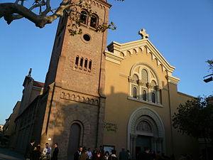 Sant Feliu de Llobregat Cathedral - Sant Feliu de Llobregat Cathedral