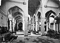 Cathédrale - Vue intérieure de la nef, vers l'entrée - Constantine - Médiathèque de l'architecture et du patrimoine - APMH00013742.jpg