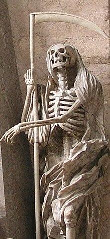 Iconografia del Mietitore, Statua della cattedrale di Treviri (Germania)