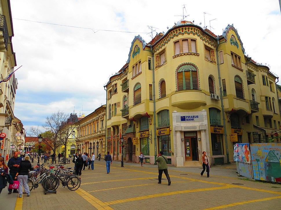 Centar I, Subotica, Serbia - panoramio (1)