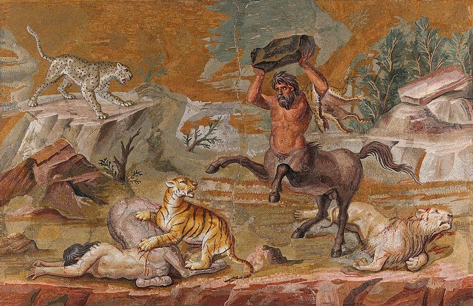 roman mosaic - image 10
