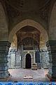Central Mihrab - Zafar Khan Ghazi Masjid - Tribeni - Hooghly - 2013-05-19 7703.JPG