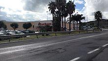 Centro commerciale Auchan a Misterbianco (CT)