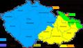 Ceska republika - Historicke zeme a soucasne kraje.png