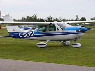 Cessna 177 Cardinal airplane