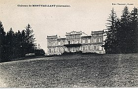 Image illustrative de l'article Château de Montvaillant