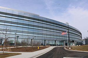 Chamberlain Group - Image: Chamberlain Group global headquarters