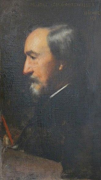 Charles Goutzwiller - Charles Goutzwiller by Jean-Jacques Henner.