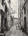 Charles Marville, Rue des Fontaines, de la rue Volta, ca. 1853–70.jpg