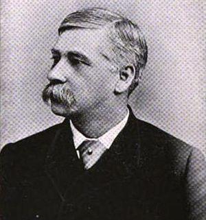 Charles T. Saxton - Charles T. Saxton