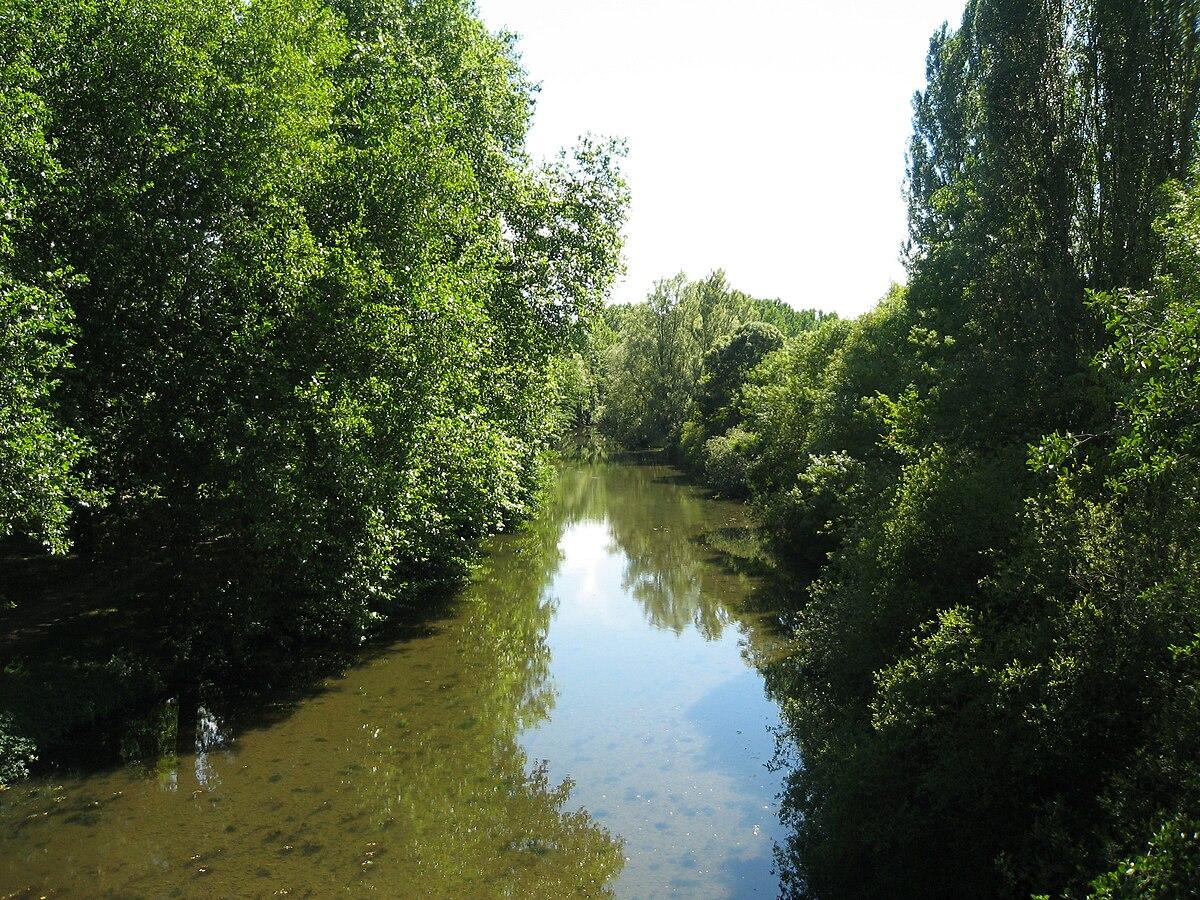 rivière cher