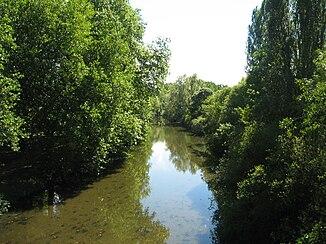 Der Fluss bei Chârost