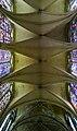 Chartres, Église Saint-Pierre, Interior, Vault Ceiling.jpg