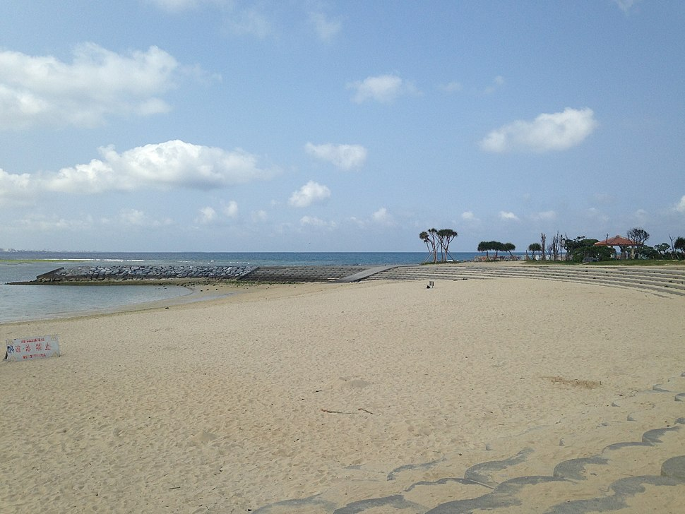Chatan Sunset Beach (west) 20150317-2