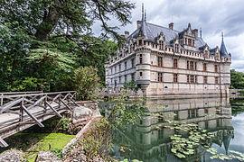 Château d\'Azay-le-Rideau — Wikipédia