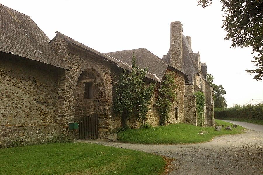 Chateau de fr:Saint-Pierre-de-Semilly
