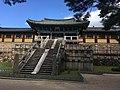 Cheongungyo and Baegungyo stairways at Bulguksa.jpg