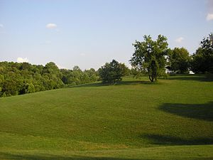 Cherokee Park - Cherokee Park, Baringer Hill