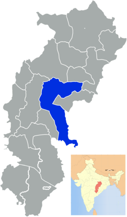Chhattisgarh - Raipur District.png