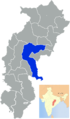 Chhattisgarh - Raipur District.png