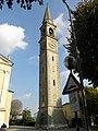 Chiesa di San Pietro Apostolo, campanile (Roveredo di Guà) 01.jpg