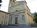 Chiesa di San Vitale (San Vitale Baganza, Sala Baganza) - facciata e lato nord 2019-06-25.jpg