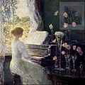 Childe Hassam - The Sonata - Google Art Project.jpg