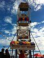 Chile - Puerto Montt 09 -fairground rides (6983572877).jpg