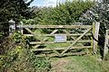 Chillenden Mill gate at Chillenden Kent England.jpg