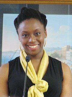 Chimamanda Ngozi Adichie Nigerian writer