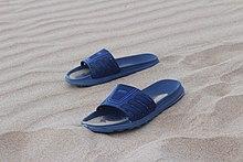 4ae88332f575f Slide (footwear) - Wikipedia