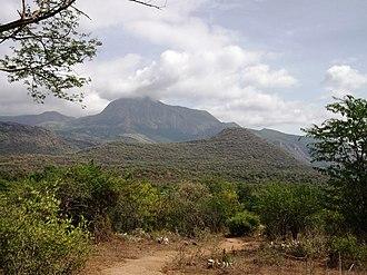 Kumarikkal Mala - Chinnar Wildlife Sanctuary - panoramio (9) Kumarikkal Mala